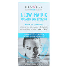 Load image into Gallery viewer, Neocell Laboratories Advanced Skin Hydrator - Glow Matrix - Platinum Matrix - 90 Capsules