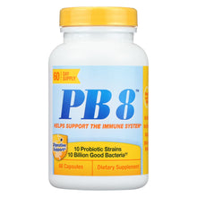 Load image into Gallery viewer, Nutrition Now Immune System Support - Pb8 - 60 Capsules