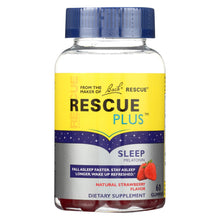 Load image into Gallery viewer, Bach Rescue Sleep Liquid Melts - 60 Count