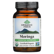 Load image into Gallery viewer, Organic India Moringa - 90 Vcap