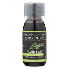 Load image into Gallery viewer, Urban Moonshine - Aller-blast - 2 Fl Oz.