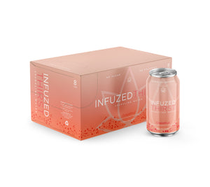 INFUZED THIRST - GRAPEFRUIT - CASE OF 8 - 12OZ