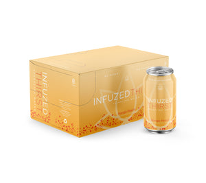 INFUZED THIRST - MANGO - CASE OF 8 - 12OZ