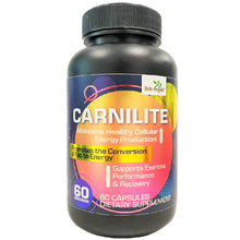Load image into Gallery viewer, Keto-Veyda - Carnilite - 60 Capsules