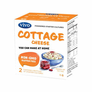 VIVO Cottage Cheese Starter Cultures