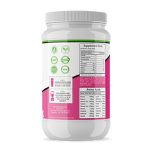 Load image into Gallery viewer, D2Fit Nutrition - Women's Time Release Protein - Vanilla - 32oz (907g)