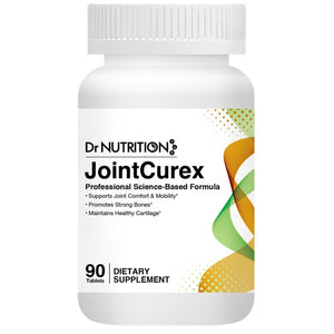 Dr Nutrition 360 - JointCurex - Supports Joint Comfort & Mobility - 90 Tablets