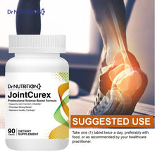 Load image into Gallery viewer, Dr Nutrition 360 - JointCurex - Supports Joint Comfort & Mobility - 90 Tablets