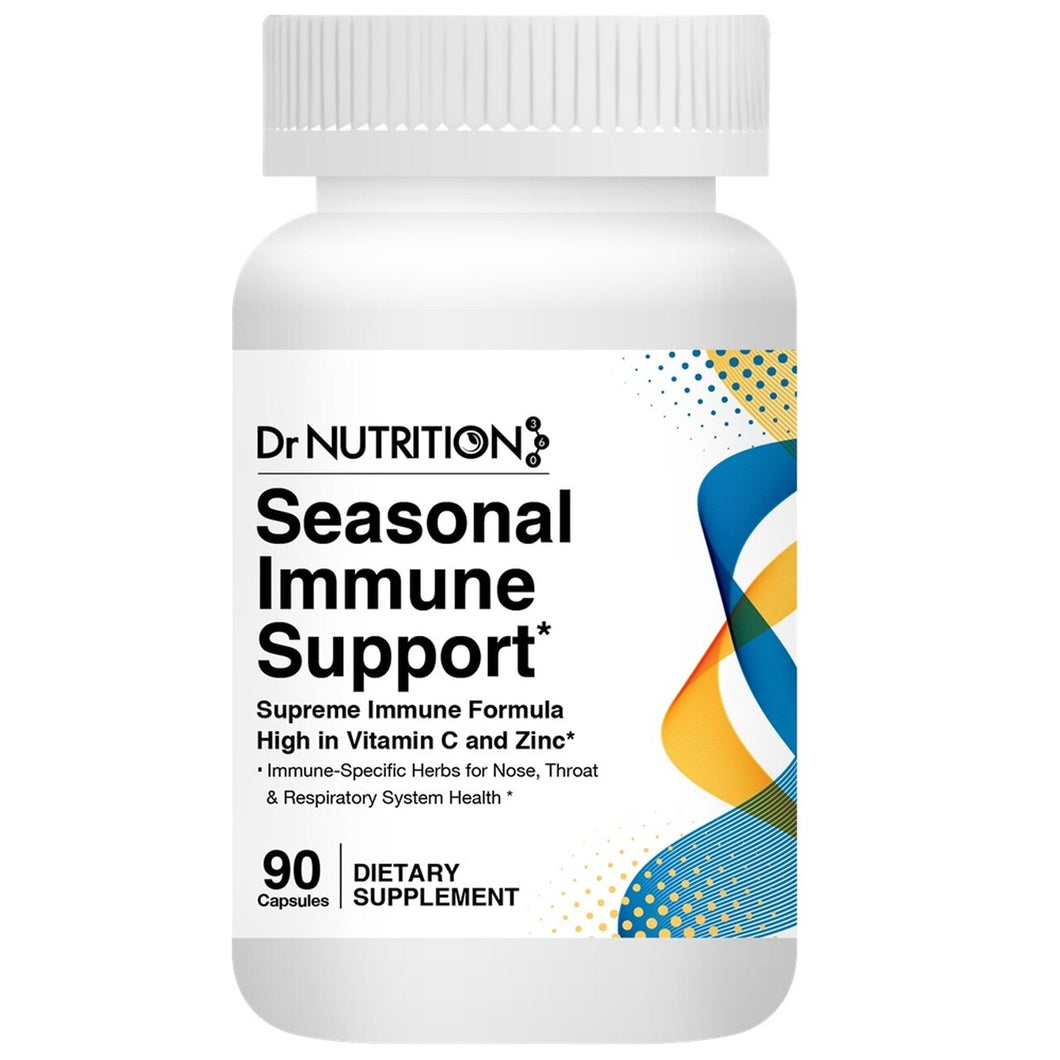 Dr Nutrition 360 - Seasonal Immune Support - 90 Capsules
