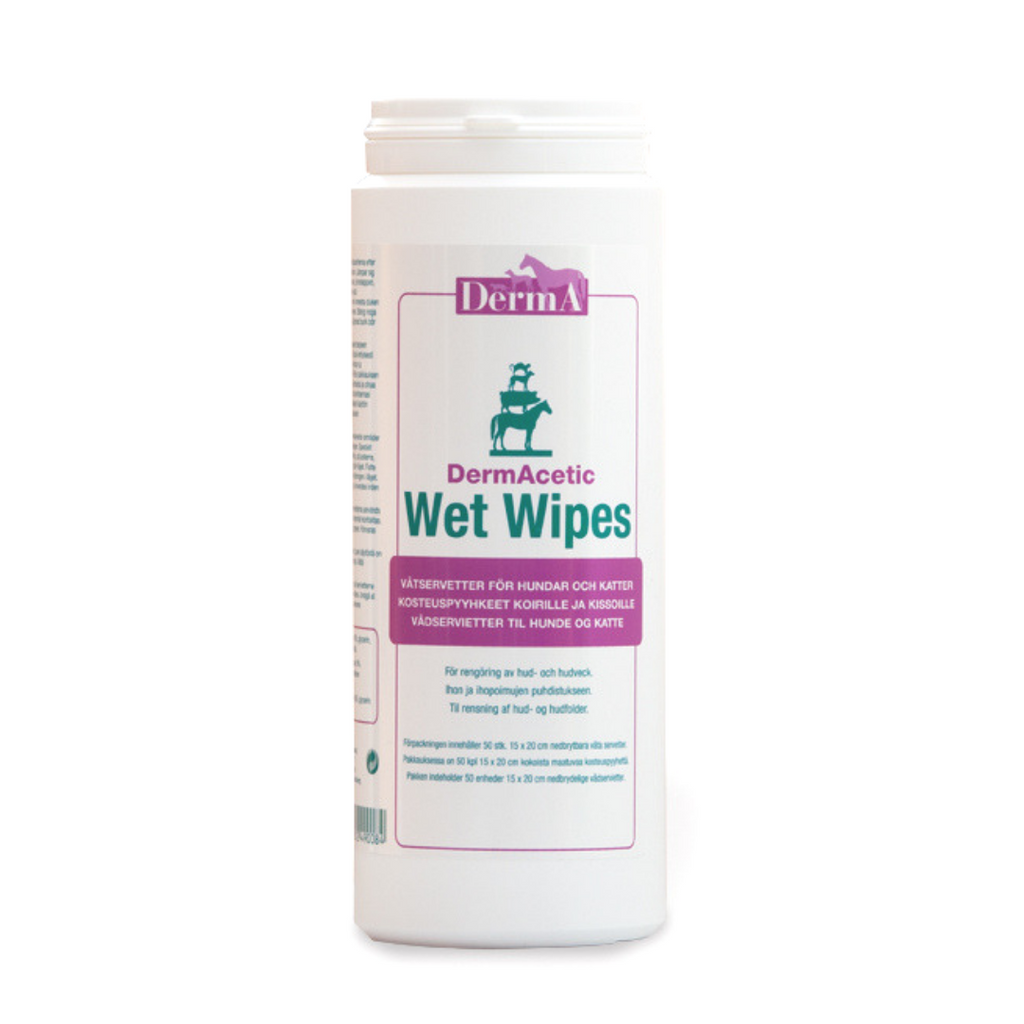 Dr. Baddaky - DermAcetic Wet Wipes