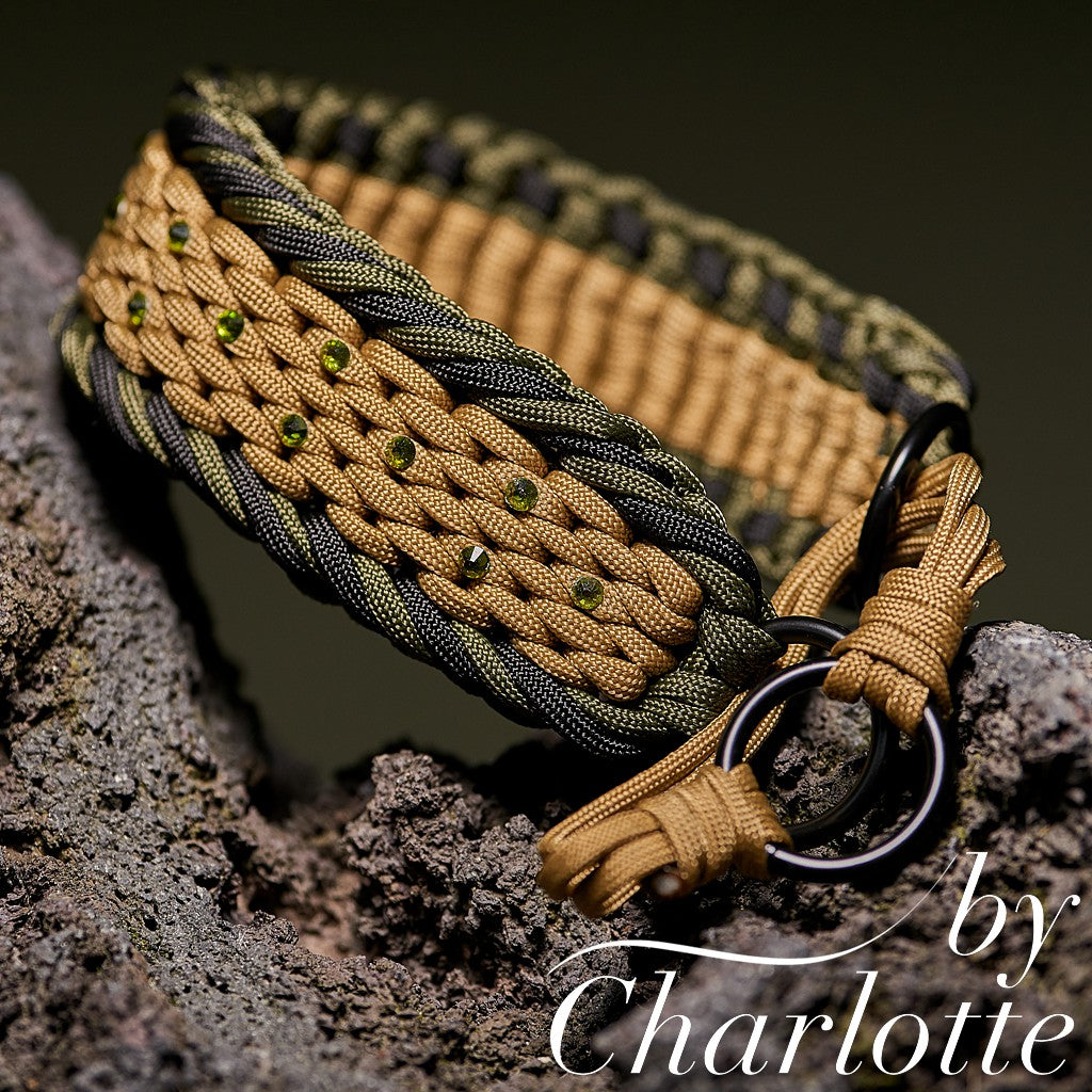 by Charlotte - Handmade Collar