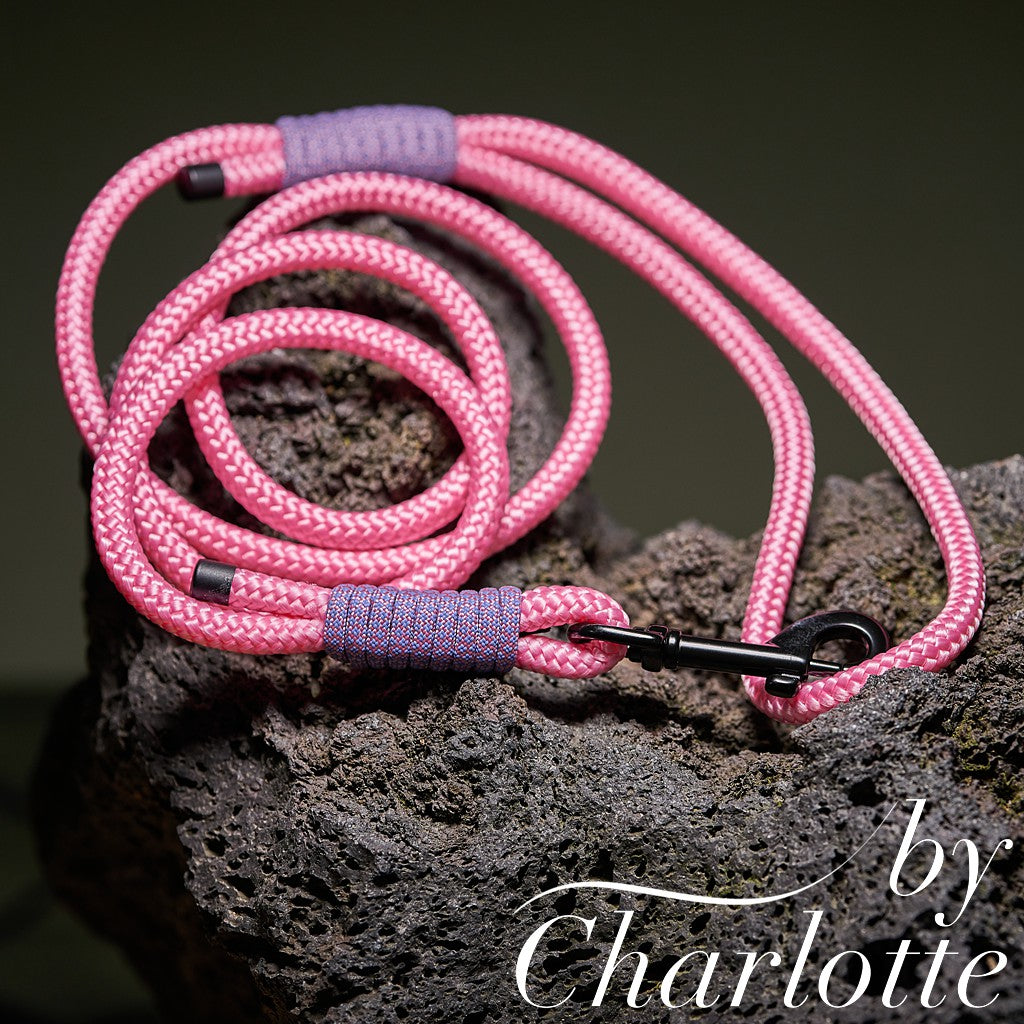 by Charlotte - Paracord leashes 130 cm