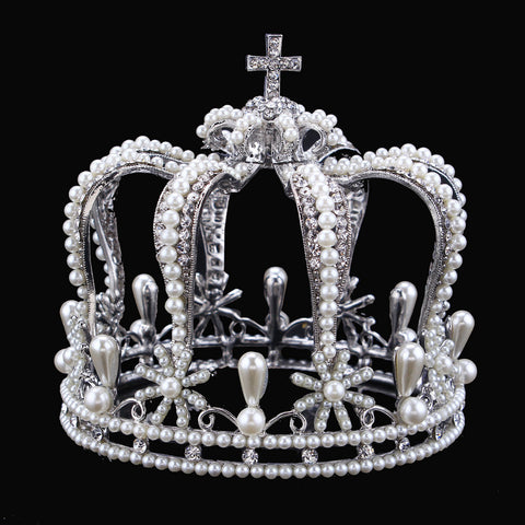 Classic Wedding Tiara - Wedding Tiara Headpiece - Bring The Jewels