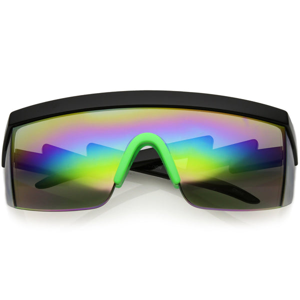 NEON RETRO SUNGLASSES