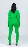 OG SWEATSUIT (LIME GREEN)
