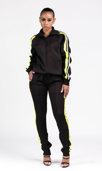 NEON THANG JOGGING SET