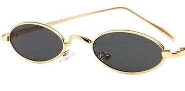 OVAL VINTAGE SUNGLASSES