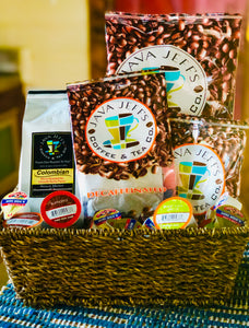 Teacher Appreciation Coffee Basket Special