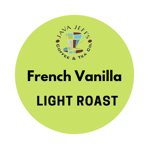 K-Cup®️: Java Jeff's French Vanilla