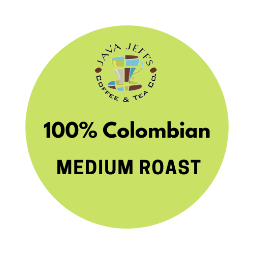 K-Cup®️: Java Jeff's 100% Colombian