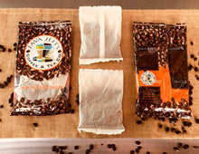Load image into Gallery viewer, Java Jeff's Coffee Basket