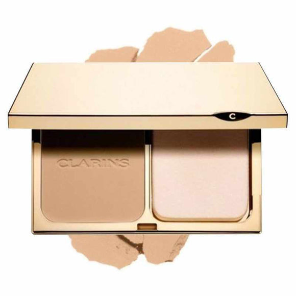 Clarins Everlasting Compact Foundation 10g SPF 15