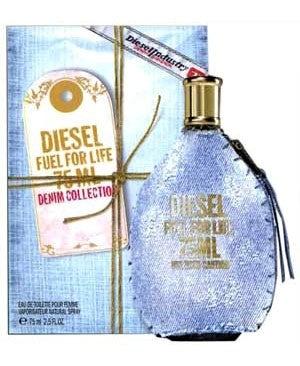Diesel Fuel For Life Femme, 50 ml EDP
