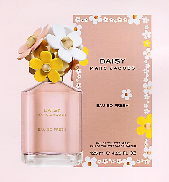 Marc Jacobs Daisy Eau So Fresh,75 ml EDT