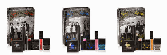 One Direction Make Up Full Set