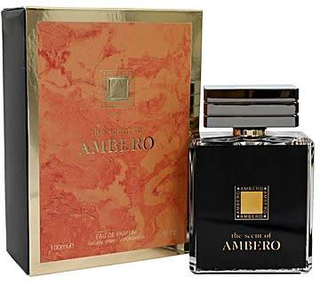 The Scent of Ambero 100ml Eau de Parfum