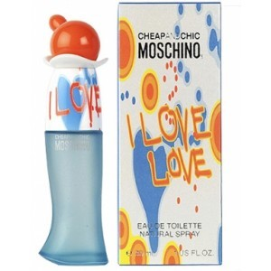 Moschino Cheap & Chic I Love Love 50ml EDT Set