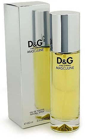 D&G Masculine 100ml EDT