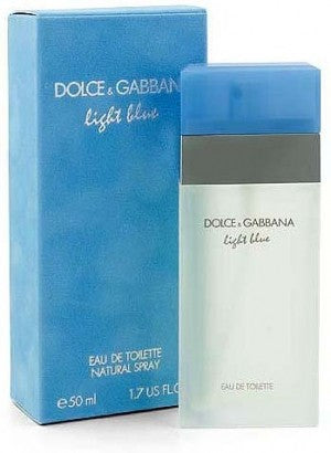 D&G Light Blue 50ml EDT