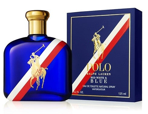 Ralph Lauren Polo Red White & Blue 125ml EDT