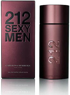 Carolina Herrera 212 Sexy Men 50ml EDT