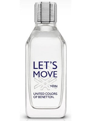 Benetton Let's Move 30ml