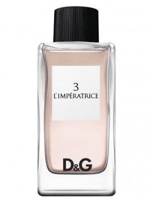 D&G Anthology L`Imperatrice 3 100ml EDT