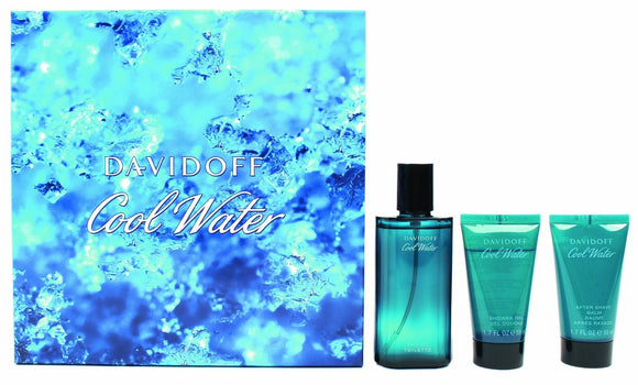 Davidoff Cool Water 75ml Gift Set