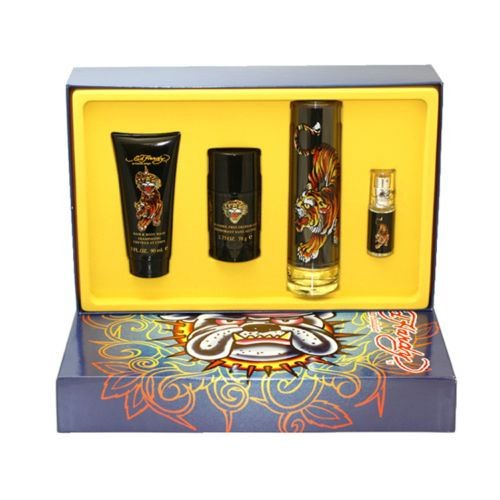 Ed Hardy King Dog Set 100ml EDT