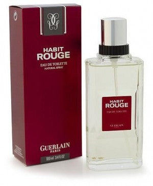 Guerlain Habit Rouge 200ml EDT