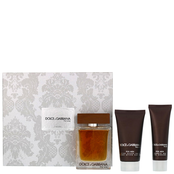 D&G The One For Men 100ml EDT Gift Set
