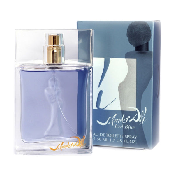 Salvador Dali Iced Blue 50ml EDT