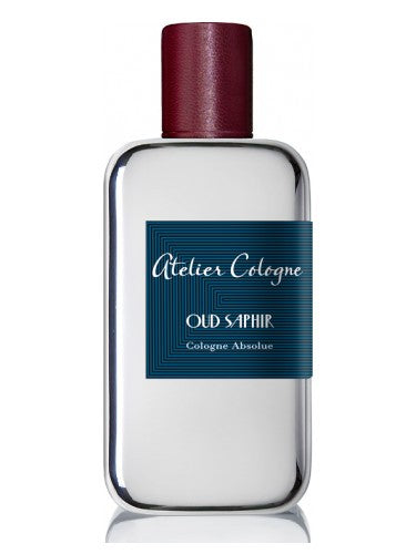 Atelier Oud Saphir  200ml Cologne Absolue Metal