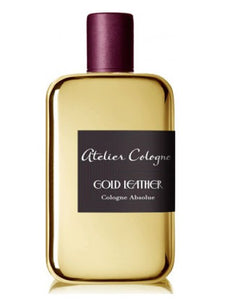 Atelier Cologne Gold Leather 100ml Cologne Absolue Metal