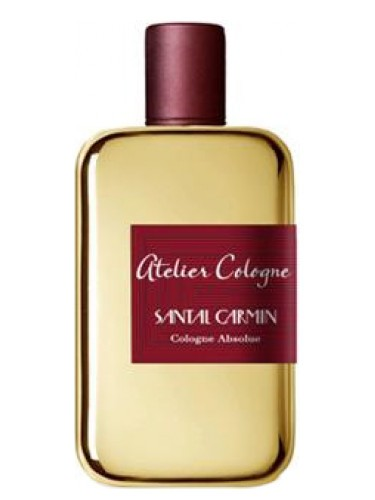 Atelier Cologne Santal Carmin 100ml Cologne Absolue Metal