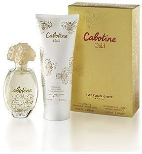Parfums Gres Cabotine Gold 100ml EDT Gift Set