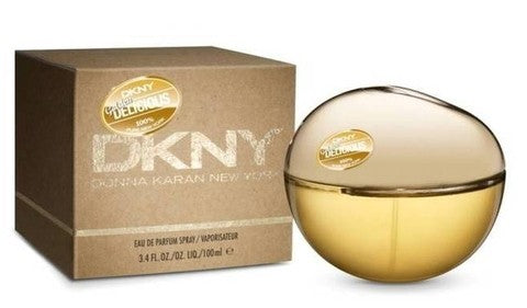 DKNY Golden Delicious 100ml EDP UNWRAPPED