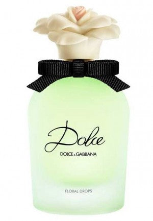 D&G Dolce Floral Drops 75ml EDT UNBOXED