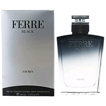 Gianfranco Ferre Black for Men 100ml EDT