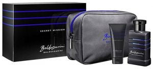 Baldessarini Secret Mission 90ml EDT Gift Set